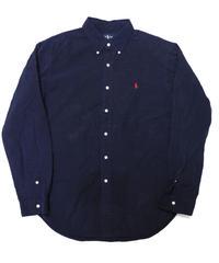 90's Polo Ralph Lauren Long Sleeve Shirt  [C-0148]