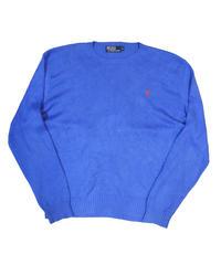 90's Polo Ralph Lauren Cotton Knit Sweater [C-0077]