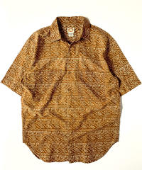 80s Banana Republic Shortsleeve Shirt