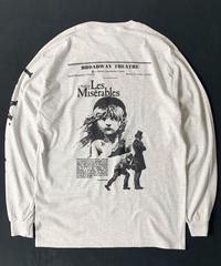 Frasercroll Les Miserables Longsleeve T-Shirt