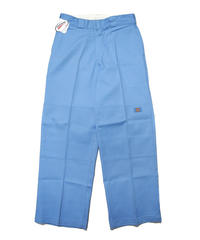 Deadstock Dickies Loose Fit Double Knee Work Pants Sax