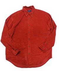 90s J.Crew Longsleeve Corduroy Shirt[C-210]