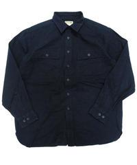 00s L.L.Bean Moleskin Longsleeve Shirt[C-206]