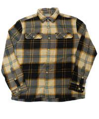 00's Patagonia Plaid Flannel shirt[C-230]