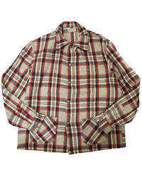 90's Marshall Filed & Company Plaid Wool Jacket  [C-0131]