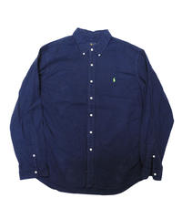 00's Polo Ralph Lauren Long Sleeve Shirt  [C-0152]