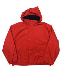 90's Eddie Bauer Fleece Lined Nylon Jacket [C-0167]