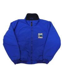 90's Game Fleece Lined Nylon Jacket [C-0163]