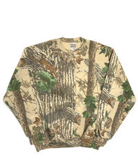 2000s Jerzees Real Tree Camo Crewneck Sweatshirt (L)