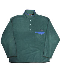 90's Patagonia Synchilla Snap-T Fleece Jacket [C-0048]