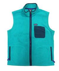 Used Patagonia Fleece Vest [C-0032]