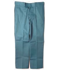 Dickies 874 Flat Front Work Pants Lincoln Green (LN)