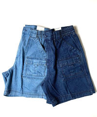 St John's Bay Denim Bush Shorts