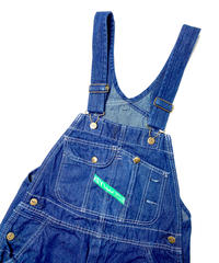 90s Key Denim Overall