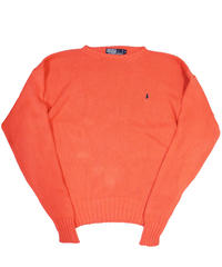 90's Polo Ralph Lauren Cotton Knit Sweater [C-0073]