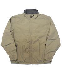 90s L.L.Bean Fleece Lined Nylon Jacket [C-0191]