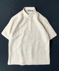 Cubavera Linen Shortsleeve Shirt Natural