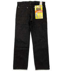 Wrangler Cowboy Cut Denim Shadow Black