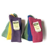 Maggie's Organics 3pack Organic Cotton Crew Socks