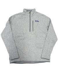 Used Patagonia Fleece Pullover Jacket [C-0001]