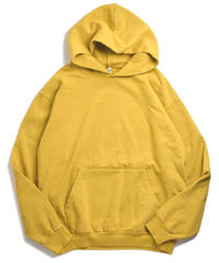 Los Angeles Apparel 14oz Garment Dye Hoodie Dijon