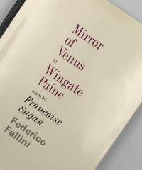 Title/ Mirror of Venus  Author/ Wingate Paine