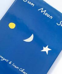 Title/ Sun Moon Star   Author/ Kurt Vonnegut  Ivan Chermayeff