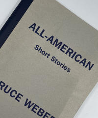 Title/ All American Second      Author/ Bruce Weber