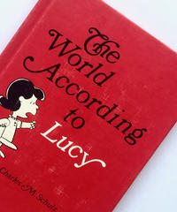 Title/ The World According to Lucy Author/ Charles M.Schulz