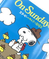 Title/ On Sundays  Author/ チャールズ.M.シュルツ
