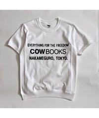 Book Vendor T-shirt  ( Heavy Weight /White,Navy)