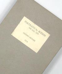 Title/ PORTRAITS  by AVEDON  18th July, 1979   Author/ 大竹伸朗