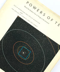 Title/ Powers of Ten Author/ Charles And Ray Eames