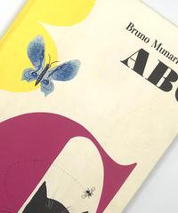 Title/ Bruno Munari's ABC  Author/ Bruno Munari