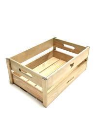Wood Box Small  Stacking