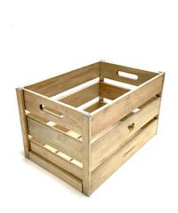 Wood Box Big  Stacking