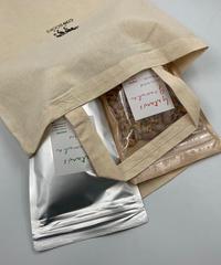 【贈り物に】グラノーラバッグ(オリジナルと抹茶のセット)