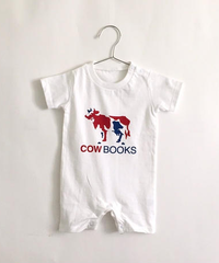 KIDS Rompers (Logo /White,Red,Black)
