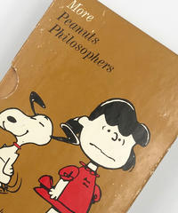 Title/ More Peanuts Philosophers     Author/ Charles M.Schulz