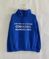 Book Vendor Hoodie (Logo / Royal Blue)