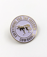 COWBOOKS Pins