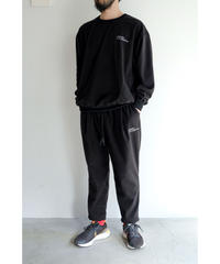 S.F.C / FLEECE SET UP(SPOT ITEM) / col.BLACK