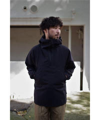 ENDS and MEANS / FIELD ANORAK / col.BLACK