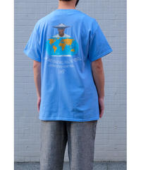 flying soy saucer / We are watched over Tee