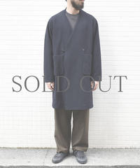 bunt / GOWN COAT / col.ネイビー / Men's