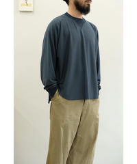 bunt / COMFY CREW NECK SWEAT / col.NAVY