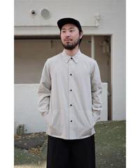 THE HINOKI / オーガニックコットンポプリン Wチェック レギュラーカラーシャツ / col.チェック