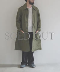 DEAD STOCK / 1970' s NORWEGIAN ARMY OVER COAT