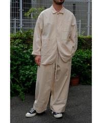 YOKO SAKAMOTO / WORK JACKET / col.ECRU