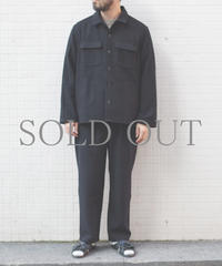 comm.arch. / Geelong Lamb's Shirt / col.Blackout